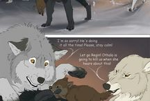 wolf comic