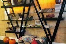 Ladder furniture
