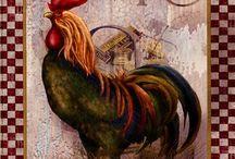 chickens/tavuklar
