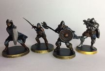 Dark Souls / Pittura Miniature
