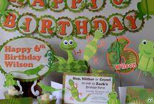 Critterman Birthday