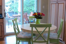 kitchen table redo