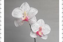 Crochet/flowers