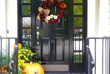 Fall Decorating / by Kelly Mullen