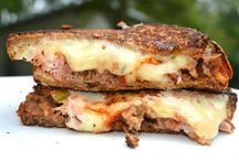 Sandwiches & Grilled Cheeses / Sandwich, burger, & grilled cheese recipes / by Mrs Happy Homemaker®
