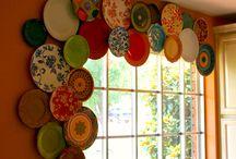 wall plate hangings