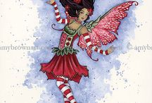 amy brown fairy
