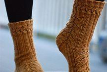Knittng Socks