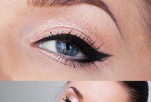 make-up - hair- nails