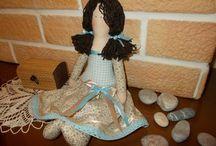 Куколки Милашки / Милые куколки - ангелочки, которые помогают своим хозяйкам исполнять свои желания. Несут свет и добро в дом.