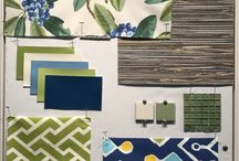 Inspiration Boards / Textile Inspiration Boards to educate yourself. Touch, feel, see. It's the best way to make the right choice.  #inspirationboards #textiles #fabric #wallpaper #decorativetrim #carpeting #totaldesignsourcect #ctinteriordesigners #lovewhereyoulive #tastefulinteriors