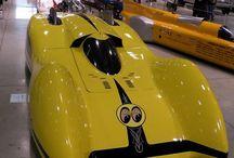 Mooneyes Racer's, Car's
