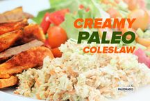 Coleslaw - Paleo variácie