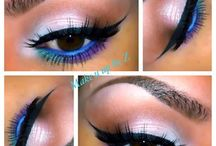 Makeup ideas / by Jasmine Brock
