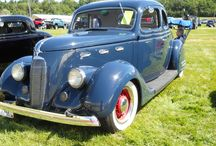 Old and New cars and trucks / by Miranda Pickard