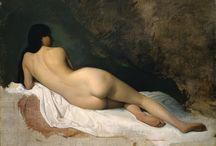 Boudoir classic art inspiration