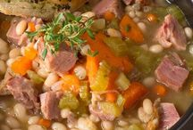 Ham and bean soup-must cook