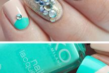 ongles brillant