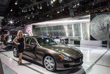 "Maserati at LA Auto Show 2013 / The ""Opposite of Ordinary"" Era for Maserati has just begun at 2013 LA Auto Show. Discover more: http://bit.ly/I6PJh3"