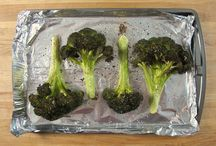 LEAP Broccoli / LEAP friendly Broccoli recipes and products