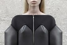 Skulpturelle klær