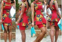 dresses african inspired