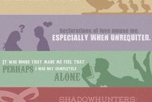 My favourite books/quotes