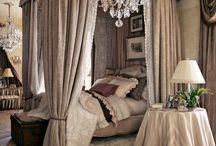 Dream Bedroom / by Bridget Carvelli Harbert