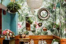 Restaurant & Cafe Interior Inspiration