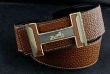 Belts for men!