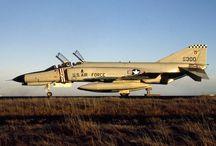 F-4 Phantom / The jet fighter of the XX Century