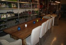 Curiosa Dining / Dining Tables, Chairs