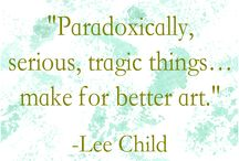 Lee Child Quotes / For fans of Lee Child, #1 Worldwide Bestselling Author of Jack Reacher Thrillers. Quotes, tributes, & all things Lee Child.