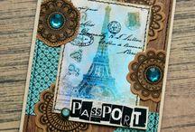 Паспорт / Обложка