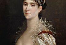 fashion era Empire (1795-1820) / Женская мода эпохи Ампир