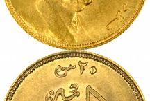 Monete Egitto moderno