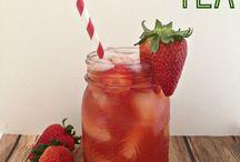 Ice-tea drinks