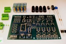 Arduino Advanced Relay Board: The Bmini / An advanced Relay Board for #Arduino. Uno, Ethernet and Mini 05 are supported. It has relay digital outputs, digital inputs, analog inputs (0-5V) and a modbus RTU through RS485 bus.