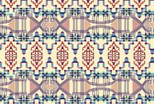Tribal Connections Collection / Surface Pattern Designer with a Can-Do Girl attitude! Bright & Bold fabric collections for your Quilting & DIY Sewing projects! / by Can-Do Girl Design