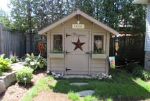Storage/cottage sheds / We provide premium sheds for your needs.