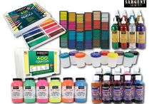 Currently on Sale on Zulily – Sargent Art products!
