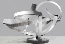 #Sculpture - Stainless Steel
