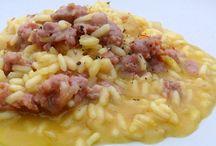 Rice - not just risotto! / Ideas, productos, y recetas con arroz