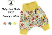 baby clothes / Free patterns for cute baby outfits