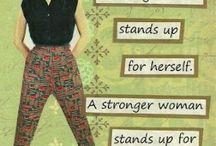 Lady like..