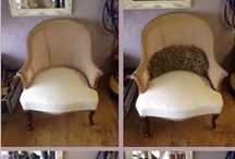 Restaurations fauteuils