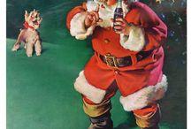 Vintage Christmas Ads / Retro and Vintage Christmas ads