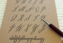 Calligraphy / by Rachel Kae