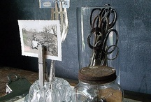 Ideas for using glass / by Pam Pitman