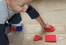 Montessori DIY / Materiales Montessori caseros